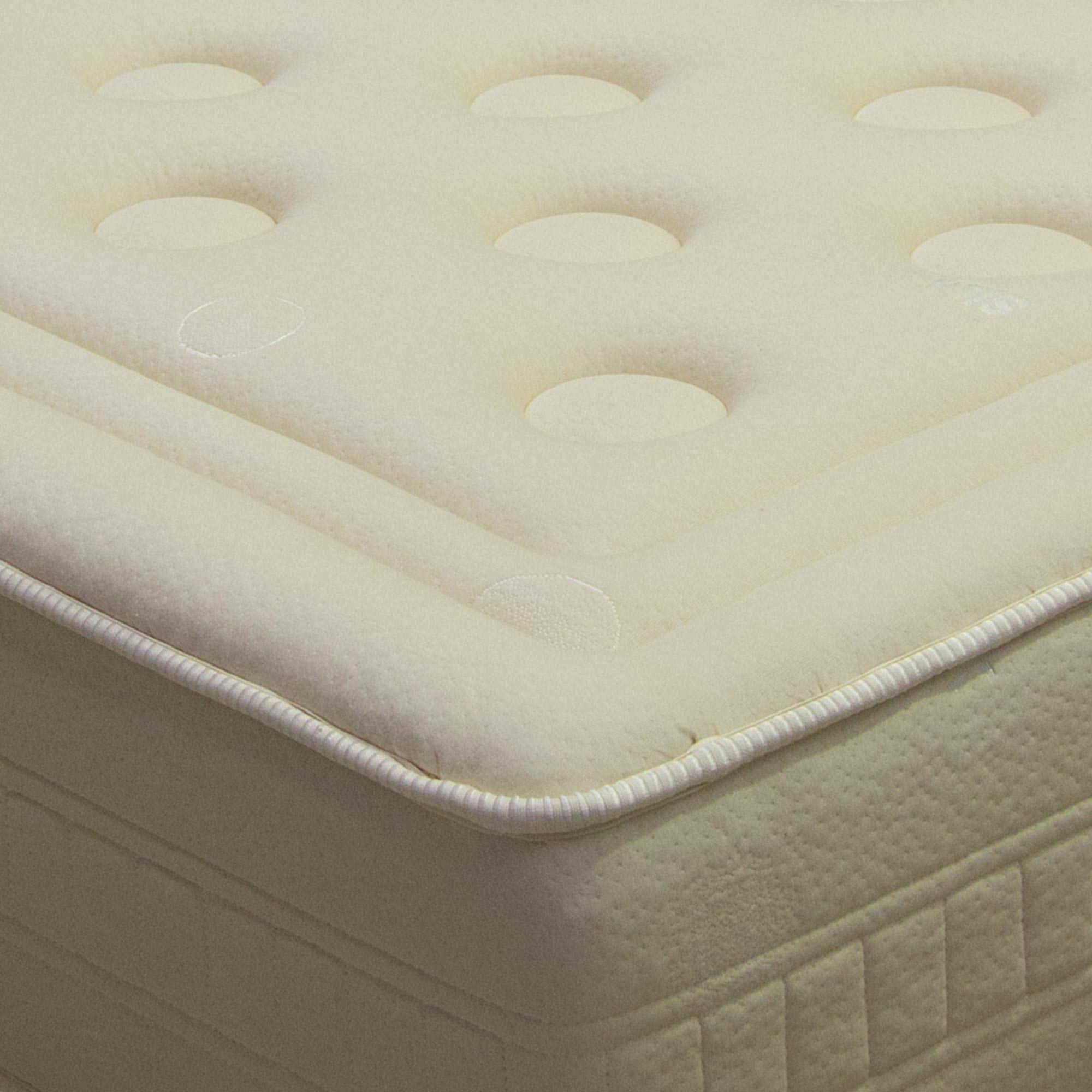 colchon con material viscoelastico adaptable
