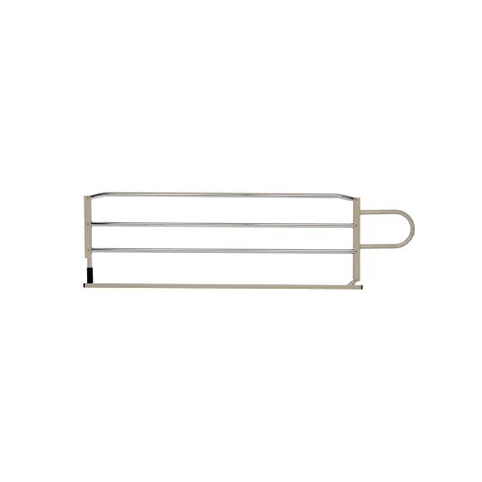 barandillas geriatrica unviersal de metal para camas