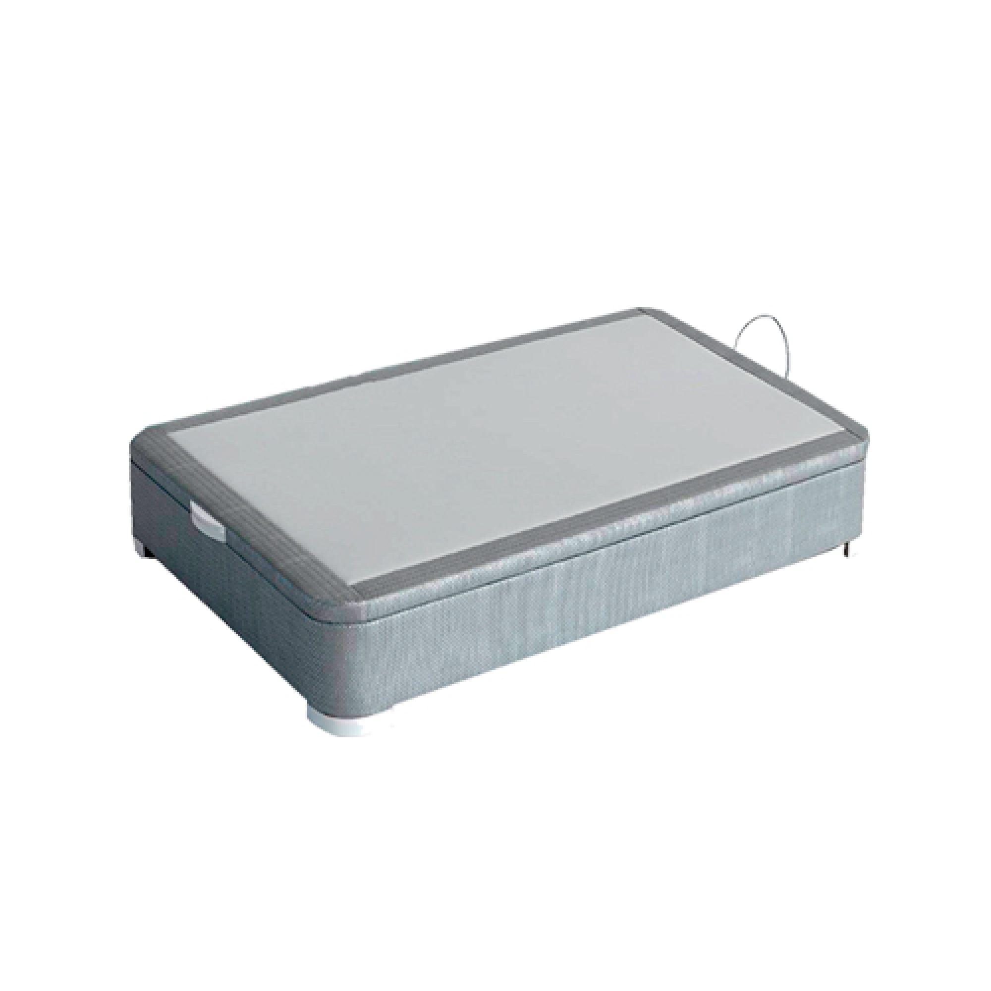 canape de polipiel con tapa 3d