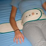 cinturon abdominal para cama de personas dependientes