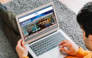 nueva pagina web de tienda de descanso en coruna