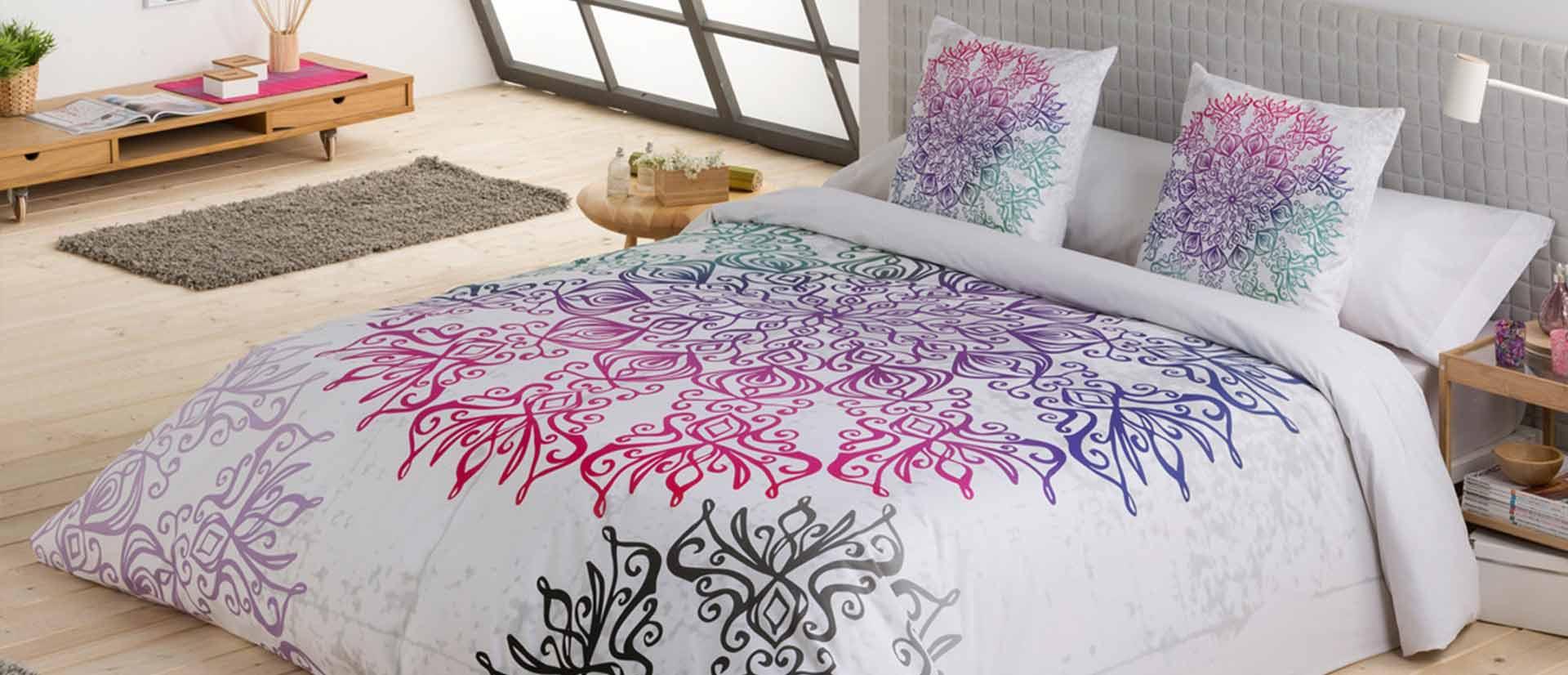 ropa de cama bonita en galicia
