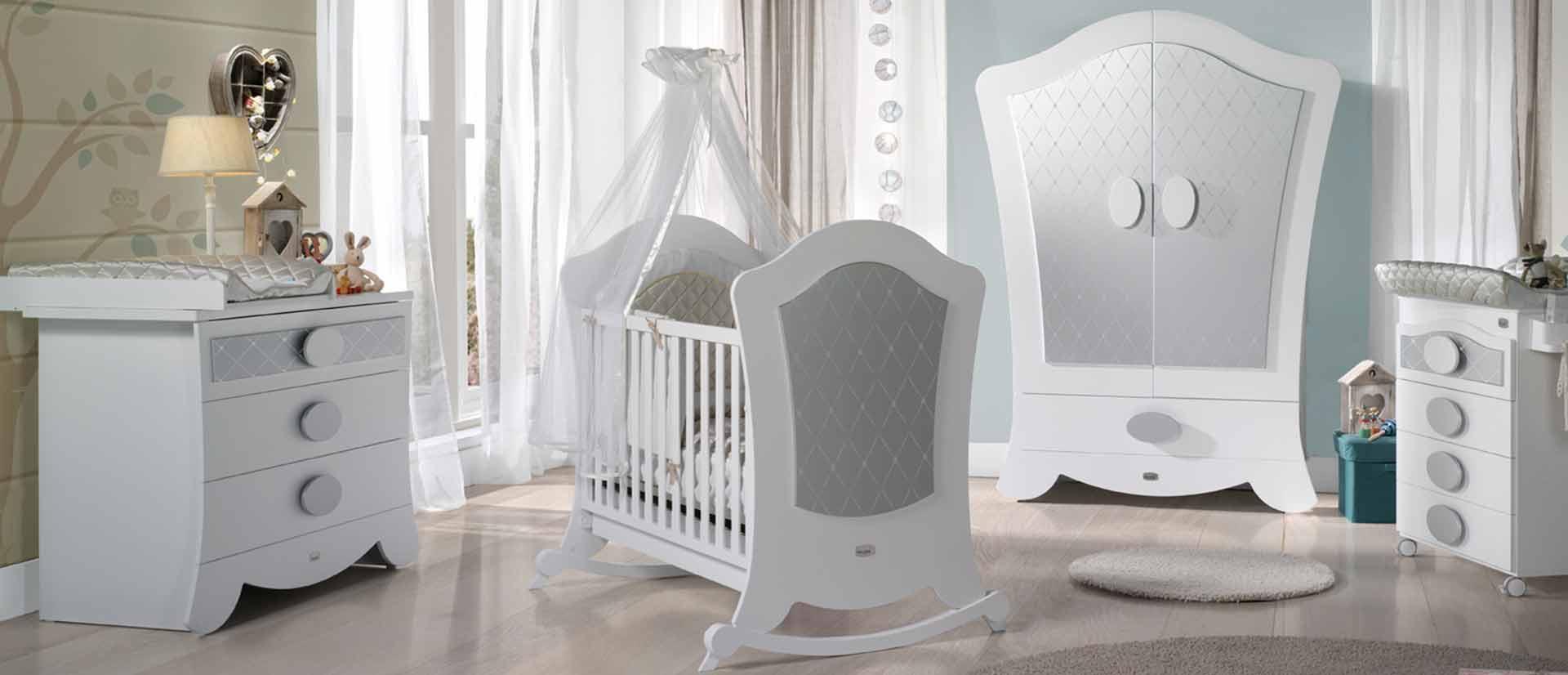 dormitorio para recien nacido