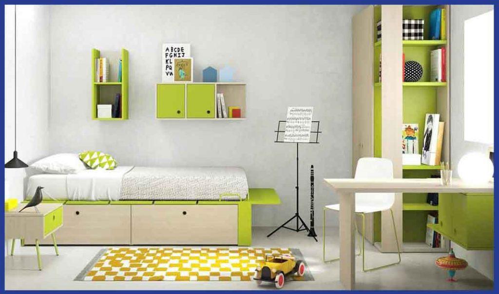 dormitorio infantil en galicia