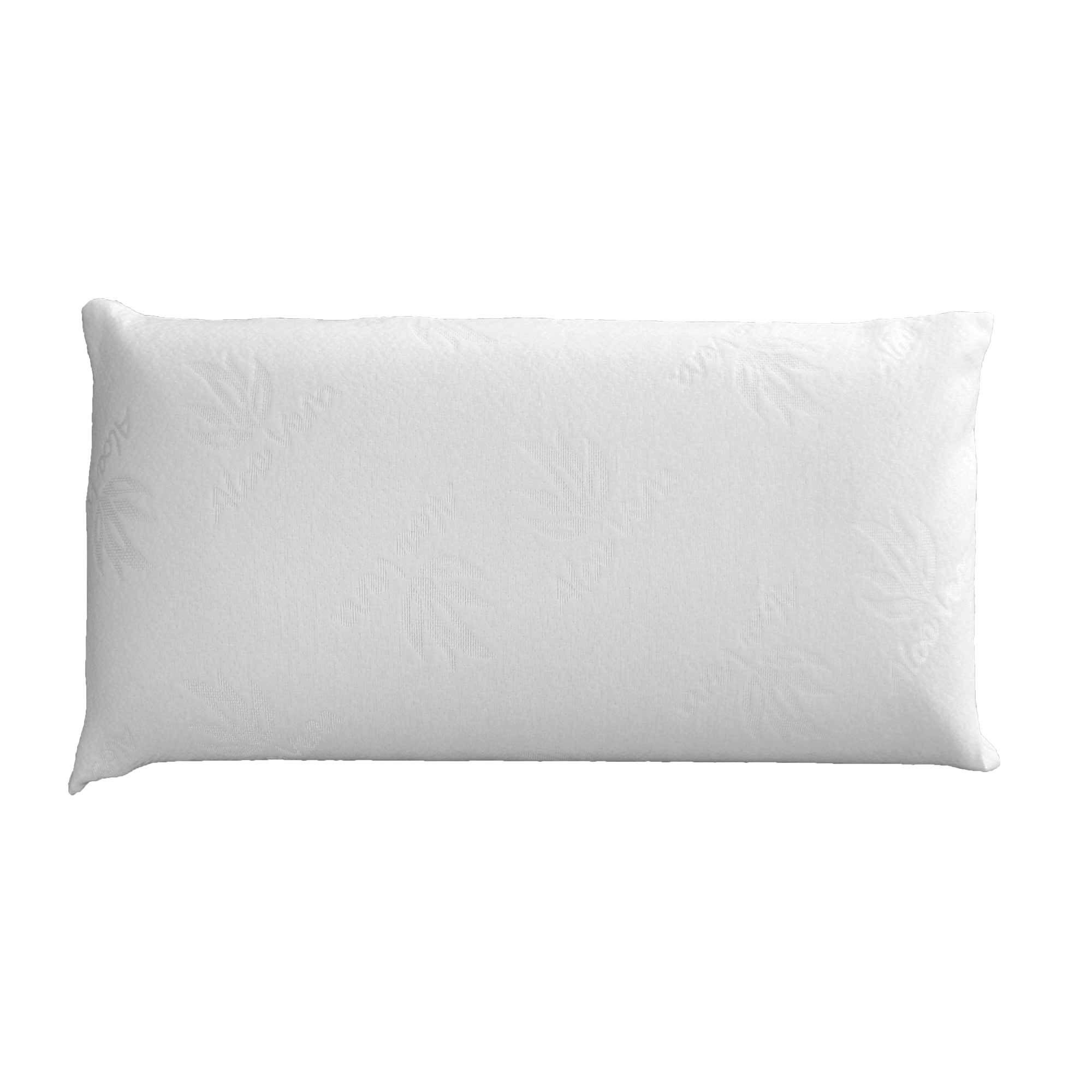 almohada de aloe vera para descansar mejor